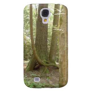 Trees in an Awkward Position Samsung Galaxy S4 Cover