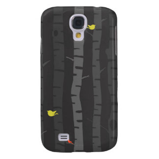 Trees in Fall Samsung Galaxy S4 Covers