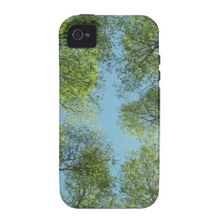 Trees in Finland iPhone 4 Cases