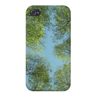 Trees in Finland iPhone 4/4S Case