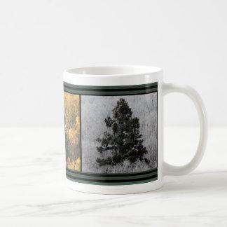 Trees in Season Mug