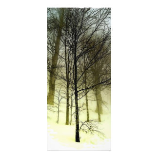 Trees in Snow Rack Card