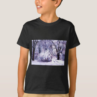 Trees in Snow T-Shirt