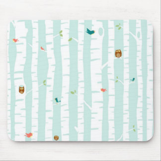 Trees in Spring Mouse Pad