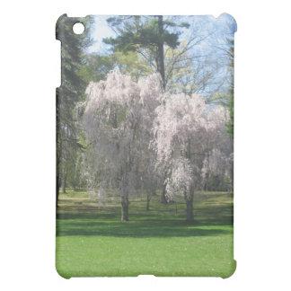 Trees in Springtime iPad Mini Case