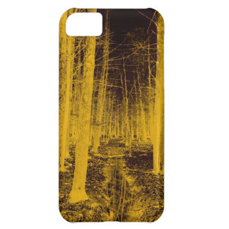 Trees in stream cover for iPhone 5C