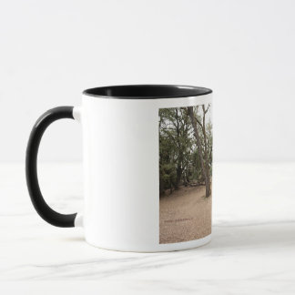 Trees in the Fog Mug