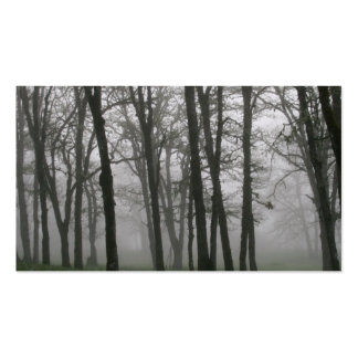 Trees in the Forest Double-Sided Standard Business Cards (Pack Of 100)