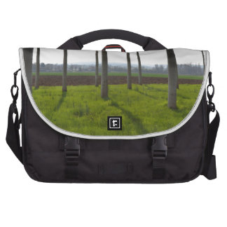 Trees in the French countryside Laptop Bag