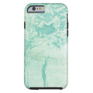 Trees In The Mist Tough iPhone 6 Case