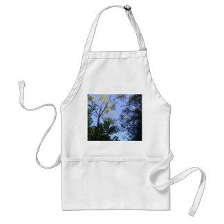 Trees In The Sky Adult Apron