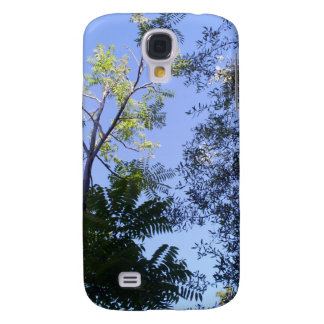 Trees In The Sky Samsung Galaxy S4 Case