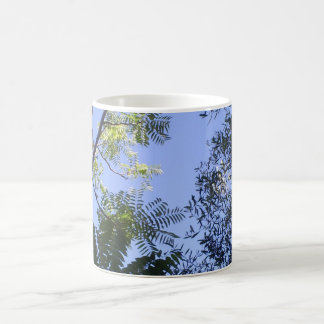 Trees In The Sky Mugs