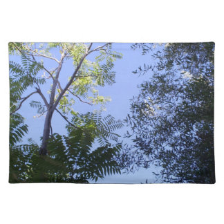 Trees In The Sky Place Mat