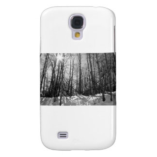 Trees in winter samsung s4 case