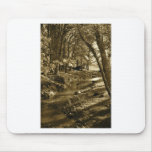 Trees in Yorkshire Mousepad