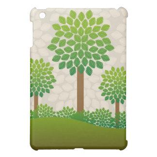 Trees iPad Case