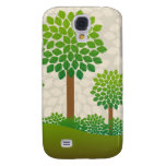 Trees iPhone 3G/3GS Case Galaxy S4 Cover