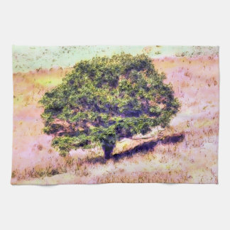 TREES HAND TOWEL