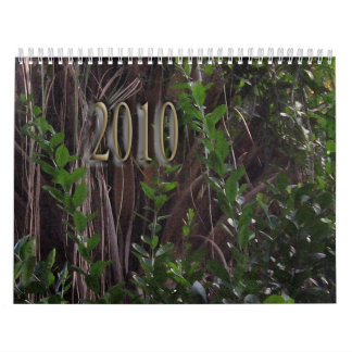 Trees Leaves and Plants Wall Calendars
