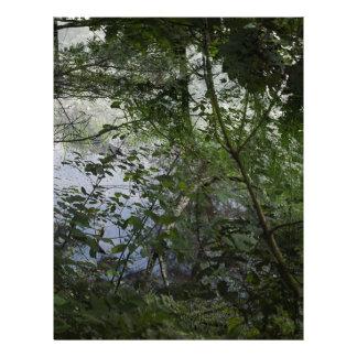 Trees Letterhead