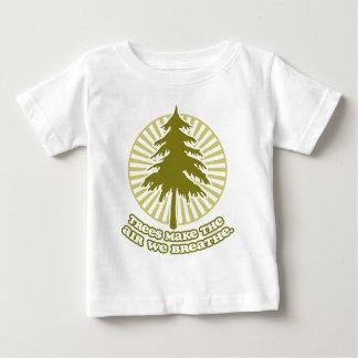 Trees Make Air Infant T-Shirt