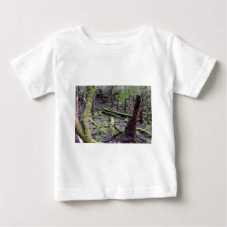 TREES MOUNT FIELD NATIONAL PARK TASMANIA BABY T-Shirt