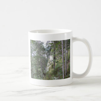 Trees Classic White Coffee Mug