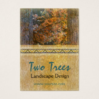 Trees Northwest Business Card