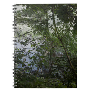 Trees Spiral Note Book