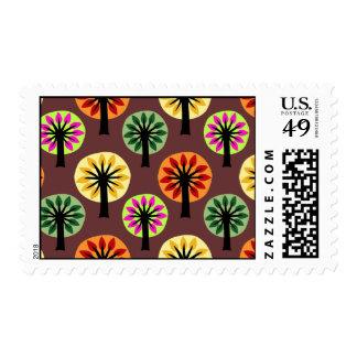 Trees of All Seasons Postage Stamp