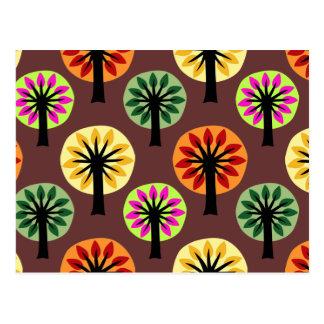 Trees of All Seasons Postcard