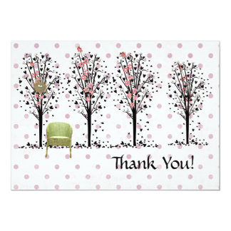 Trees of wisdom....Thank You greeting card