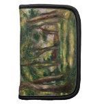 Trees (oil on canvas) organizer