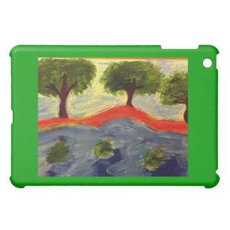 Trees on the Riverbank-ipad Case For The iPad Mini