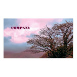 TREES PACK OF STANDARD BUSINESS CARDS