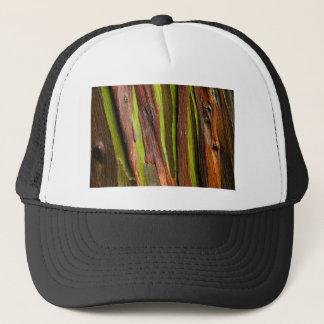 trees rejoice trucker hat