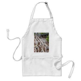Trees Roots Apron