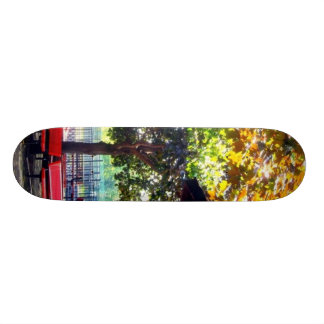trees custom skateboard