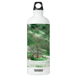 Trees Spring Wildflowers Oak Hills Kern Water Bottle