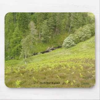 Trees, Valley and Stream Mouse Mat