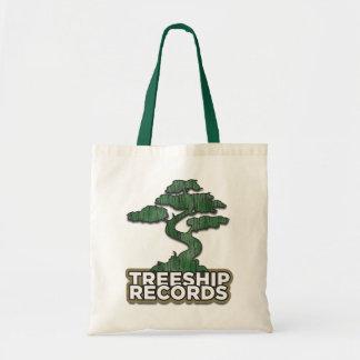 Treeship Records Budget Tote Bag