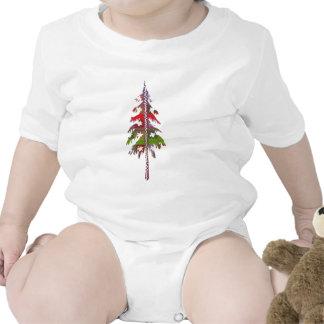 TreeShirts Artisan Tatoo Designs Baby Bodysuit
