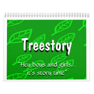 Treestory Calendar
