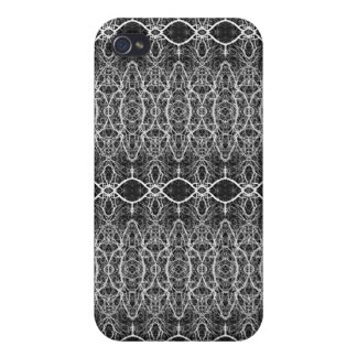 Treetop Spider's Web Inverse  Cases For iPhone 4