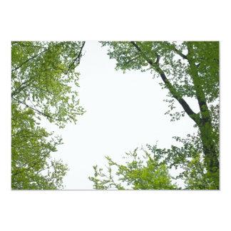 Treetops Card