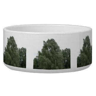Treetops Dog Bowl
