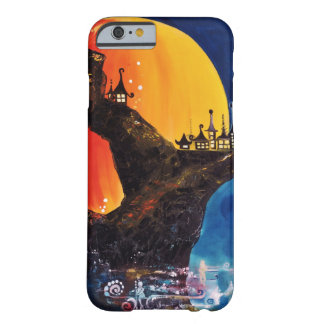 Treetown, Halloween Tree at Midnight Barely There iPhone 6 Case