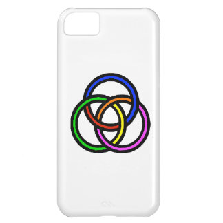 Trefoil Case For iPhone 5C