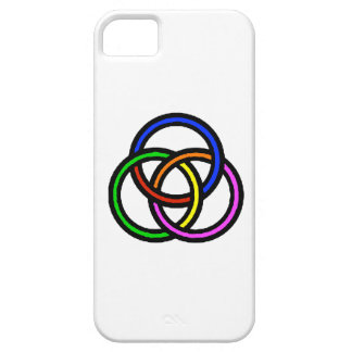 Trefoil iPhone 5 Case